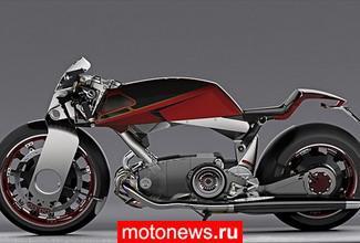 Дизельный Moto Guzzi?