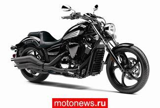 Чоппер 21 века - Yamaha Stryker 2011