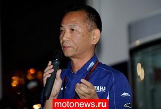 Yamaha попробует свои силы в Moto3