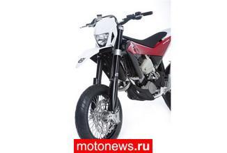 Новый байк SMR511 от Husqvarna