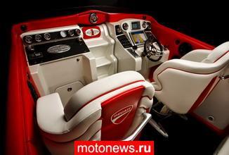 Моторная лодка Ducati – только для миллионеров