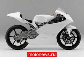 Honda представила новый байк для Moto3