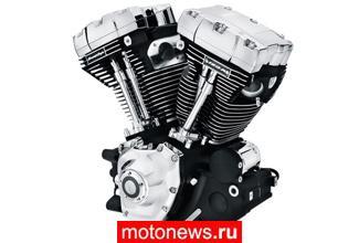 Новый двигатель Harley-Davidson для Screamin' Eagle