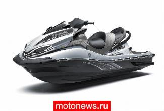 Новый гидроцикл от Kawasaki