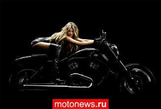 Harley-Davidson обращается к девушкам