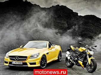 Представлен новый Mercedes в стиле Ducati