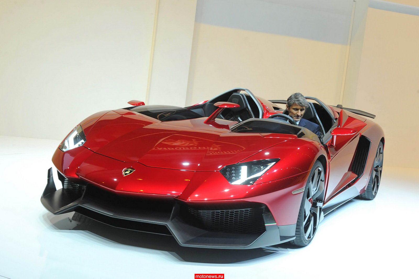 Самые крутые спортивные машины