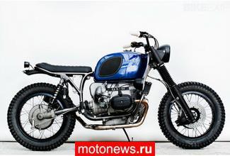 Необычные байки: BMW R100RT в обработке Wrenchmonkeys