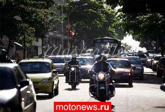 Выплеск гнева на дороге по-бразильски