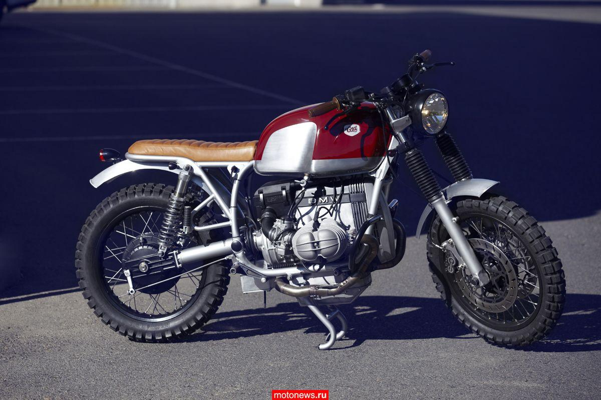 Необычные байки: BMW R 100RT от Cafe Racer Dreams | Motonews.