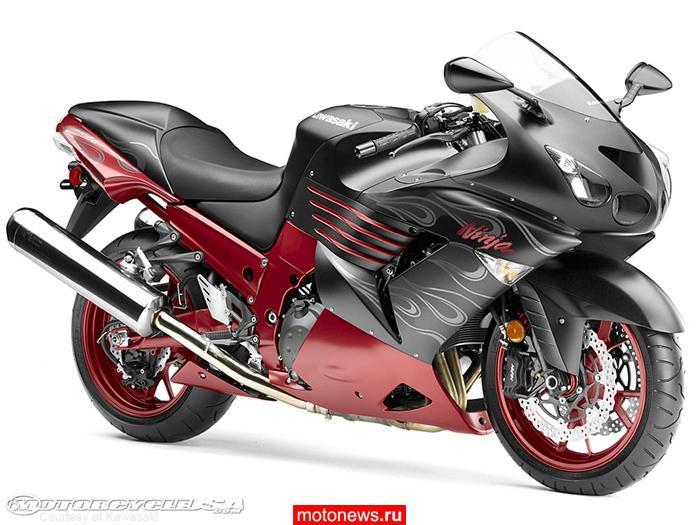 кавасаки мотоциклы