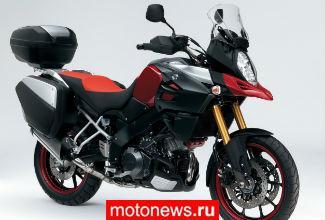Suzuki V-Strom 1000 появится в 2014