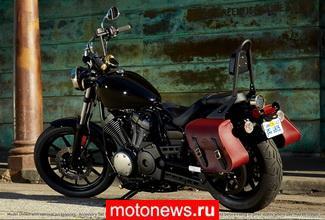 Yamaha отзывает мотоциклы Star Bolt