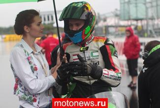 """Алексей Иванов: """"Это была, наверное, моя  самая ответственная гонка..."""""""
