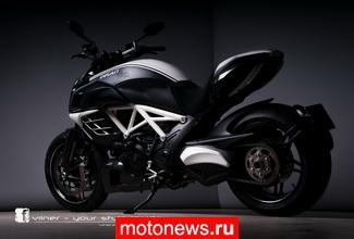 Мотоцикл Ducati Diavel AMG от ателье Vilner